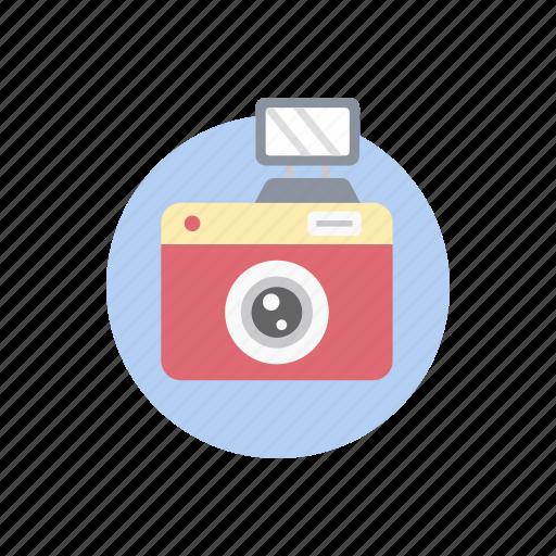 camcorder, camera, digital camera, photography, polaroid icon