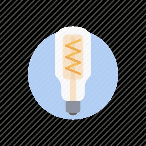 bulb, electric power, led bulb, light, power bulb icon