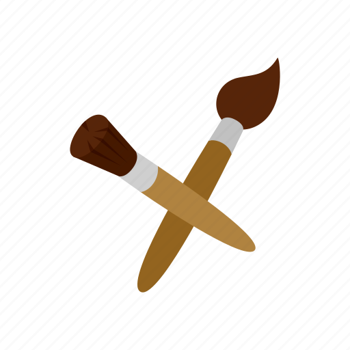 art, blog, brushes, draw, drawing, isometric, paint icon