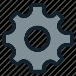 gear, machine, settings, setup icon