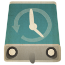 timemachinehd, hd icon