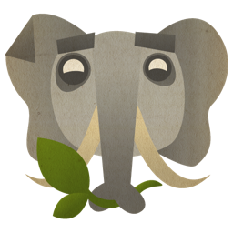 256, evernote icon