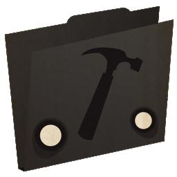 512, developer, folder, minicar icon