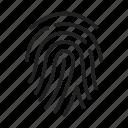 biometrics, fingerprint, security, touch id