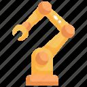 robot, arm, robotic, factory, industrial, mechanical, industry