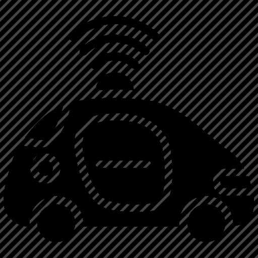 Autonomous car, driverless car, future car, self-driving car, smart car icon - Download on Iconfinder