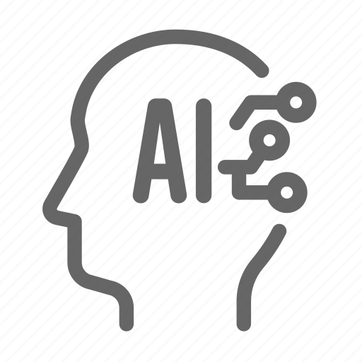Ai, artificial, artificial intelligence, intelligence icon - Download on Iconfinder
