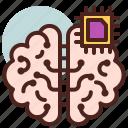 brain, future, mechanism, smart, tech