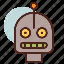 future, robot1, smart, tech