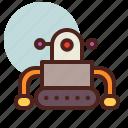 future, robot6, smart, tech