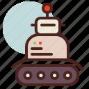 future, robot7, smart, tech