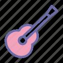 artist, paints, arts, guitar