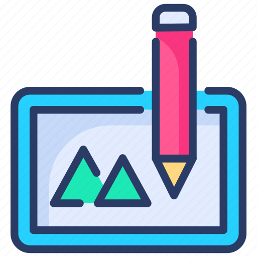 draw, edit, form, new, pencil, write icon
