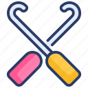 crochet, design, knitting, tool, tools icon