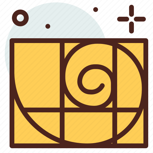 Art, fibonacci, hobby, sequence icon - Download on Iconfinder
