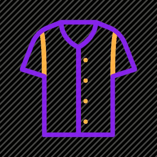 baseball, cloth, fashion, jersey, sport icon
