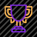 baseball, champion, championship, sport, trophy, winner icon