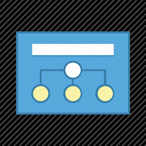 layout, multi level marketing, presentation, teamwork, template, ui, user interface icon