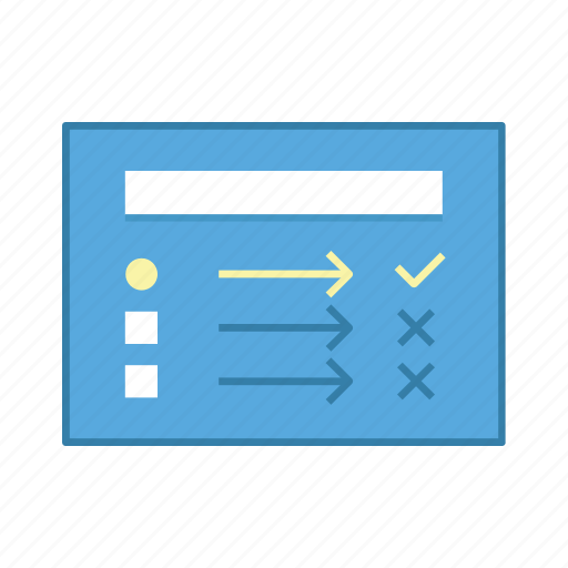 layout, presentation, process, task, template, ui, user interface icon