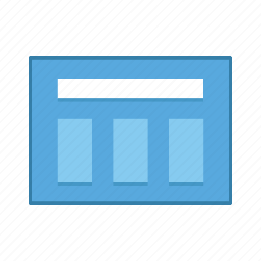layout, presentation, template, ui, user experience, user interface, ux icon