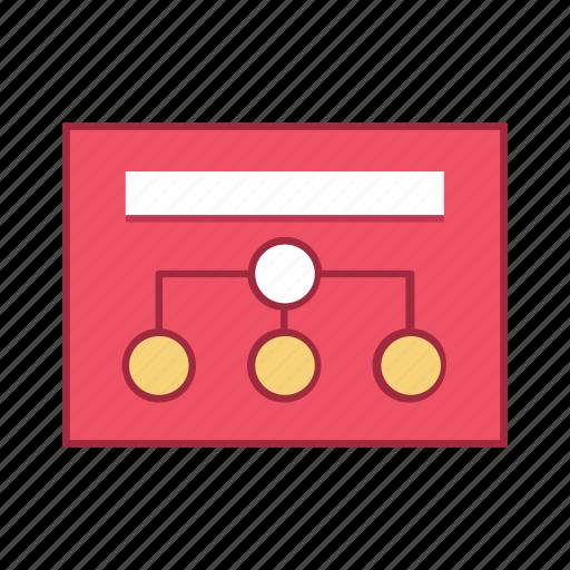 layout, mult level marketing, presentation, teamwork, template, ui, user interface icon