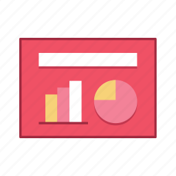 diagram, layout, presentation, statistic bar, template, ui, user interface icon