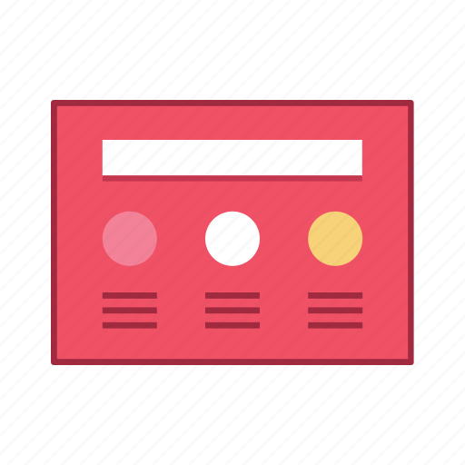content, information, layout, presentation, template, ui, user interface icon