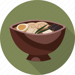 asian, food, ramen icon