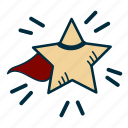 duty, superstar, power, government, cape, star
