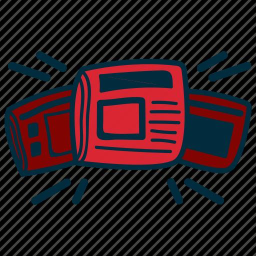 free, government, information, media, newspaper, press, print icon