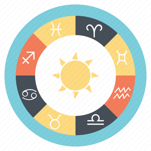'Astrology, Numerology and Horoscope' by ProSymbols