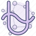 astrology, ophiuchus, sign, zodiac icon