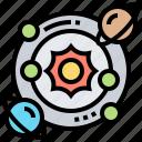galaxy, planets, solar, stars, universe