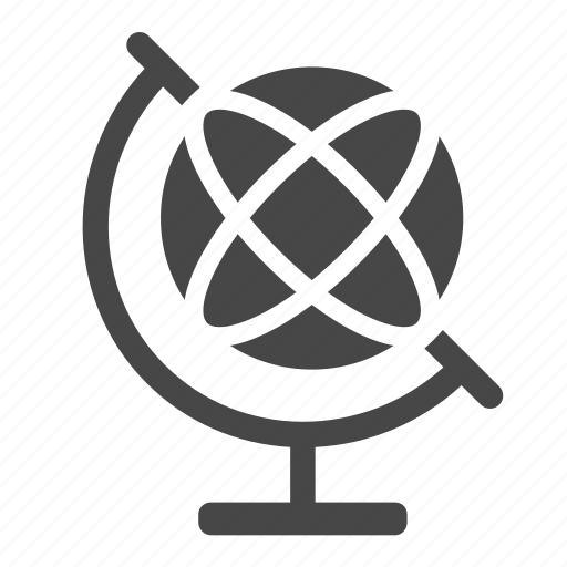 astronomy, earth, global, globe, orb, planet, space icon