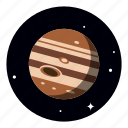 planet, universe, astronomy, jupiter, space