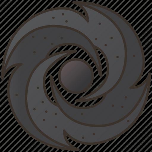 Hole, interstellar, spiral, universe icon - Download on Iconfinder