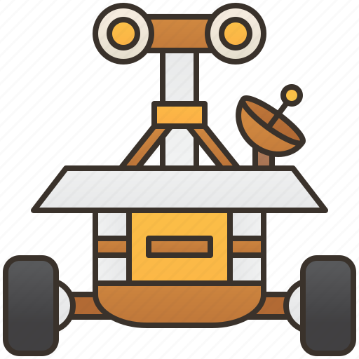 Expedition, lunar, rover, space, vehicle icon - Download on Iconfinder