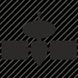antenna, cosmos, satellite, space icon