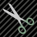 atelier, equipment, scissors, shears, studio, tailoring icon