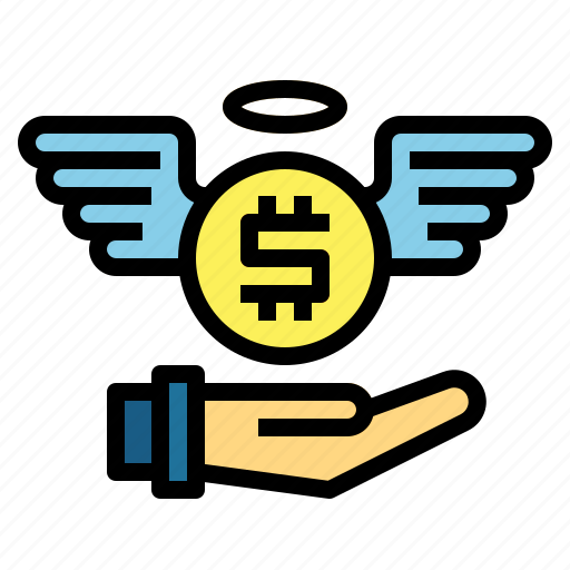 bank, finance, hands, money icon