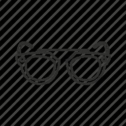 bifocals, glasses, shades, spectacles, sun glasses, sunglasses, sunnies icon