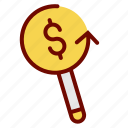 again, auction, bid, bidding icon