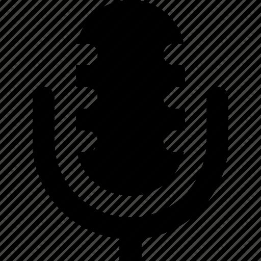 alt, mic icon