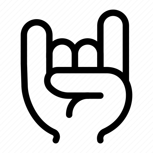 devil, fingers, gesture, hand, horns, metal, rock icon