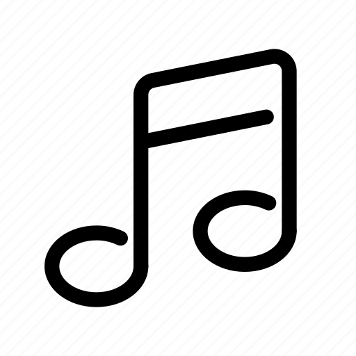 Audio, multimedia, music, note, song, sound icon - Download on Iconfinder