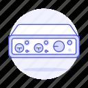 amp, audio, dac, headsets, interface