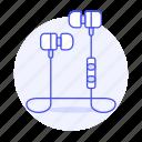 wireless, headphones, audio, headsets, in, ear