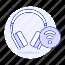 audio, bluetooth, ear, headphones, headsets, on, wireless