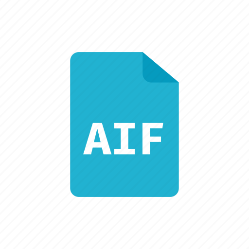 aif, file icon