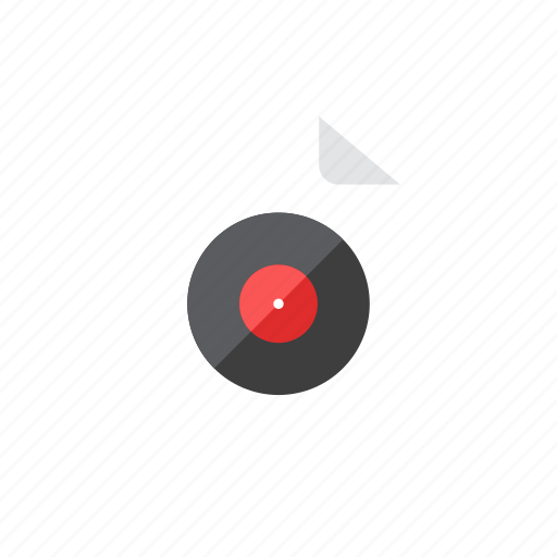 2, file, music icon